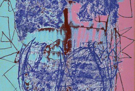 Cabeza Geográfica Azul - Rosa (2008)