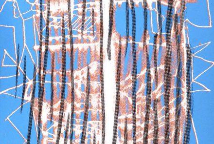 Cabeza Geográfica Azul (2008)