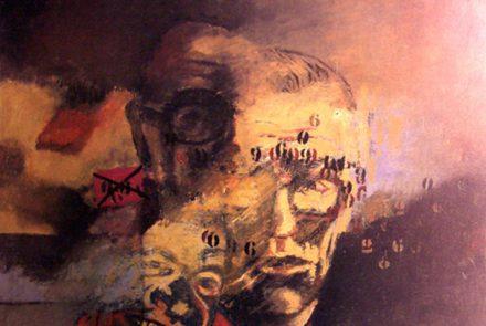 Cabeza con Números A (1963)