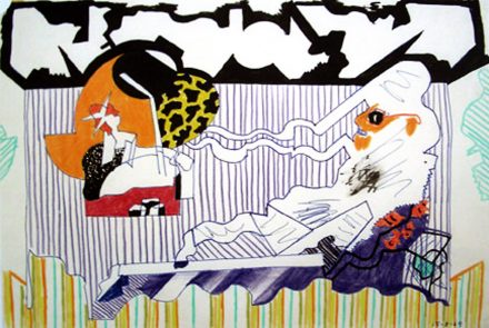 Dibujos Serie B (1969)