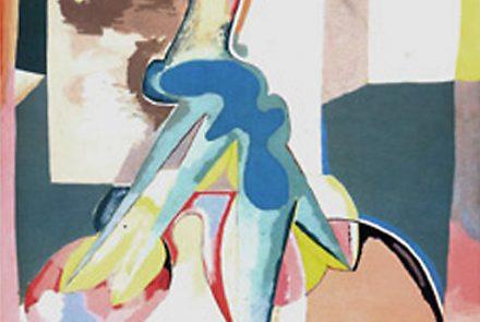 Asténica Entrando (1971)