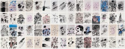 Dibujos Post Abstractos (1963)