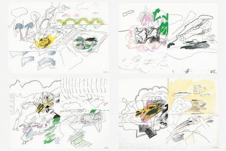 Cuatro Dibujos de Aventuras (1969)
