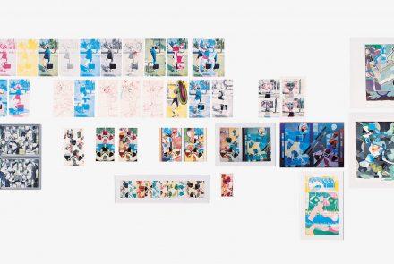 Primeras Variaciones de los Collages de Peter Sellers (1978)