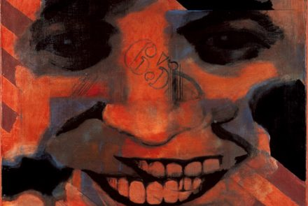 Cabeza con Letras C (1964)